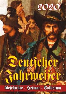 Kalender - Deutscher Jahrweiser 2020