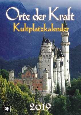 Kalender - Orte der Kraft - Kultplatzkalender 2019