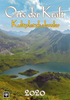 Kalender - Orte der Kraft - Kultplatzkalender 2020