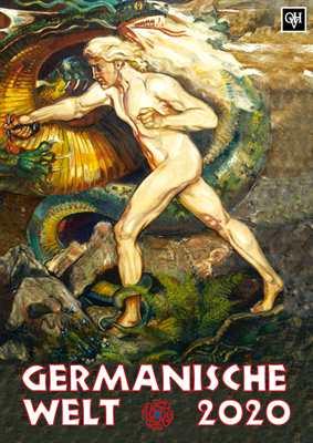Kalender - Germanische Welt 2020