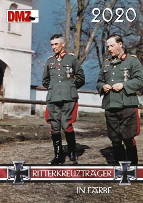 Kalender - Ritterkreuzträger in Farbe 2020