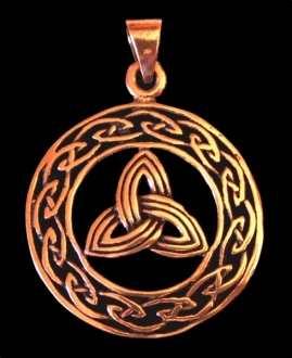 Anhänger Keltische Dreiheit