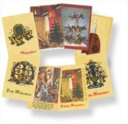Postkartensatz - Weihnacht II
