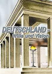Kunstdruck Deutschland - Wille und Vision