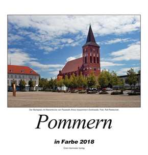 Kalender - Pommern in Farbe 2018