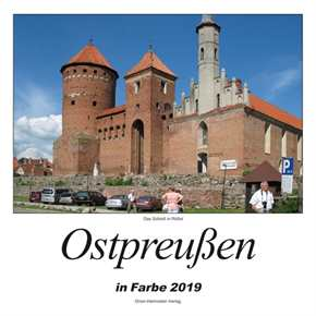 Kalender - Ostpreußen in Farbe 2019