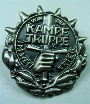 Anstecker Kampftruppe