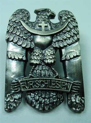 Anstecker Hoheitsadler für Schlesien