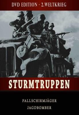 Sturmtruppen - Fallschirmjäger - Jagdbomber, DVD