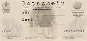 Gutschein - 15 €