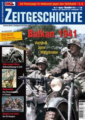 DMZ Zeitgeschichte Nr. 2