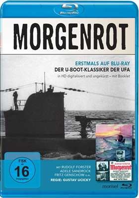 Morgenrot - Der U-Boot Klassiker der UFA (Blu-ray)