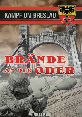 Haas, Georg: Brände an der Oder - Bd. 1