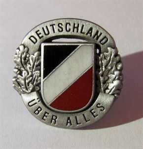 Anstecker Deutschland über alles
