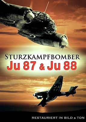 Sturzkampfbomber Ju 87 & Ju 88, DVD