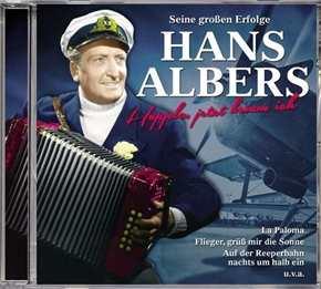 Hans Albers - Seine großen Erfolge, CD