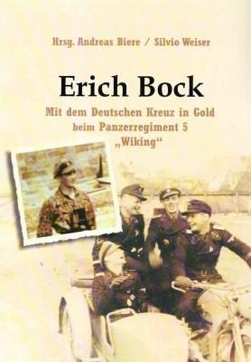 Biere: Erich Bock - Panzerregiment 5 Wiking