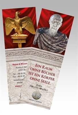 Lesezeichen Serie II - GRATIS!