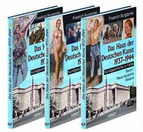 Burgdorfer, F.: Das Haus d. Deutschen Kunst 3 Bde.