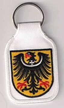Schlüsselanhänger Schlesien