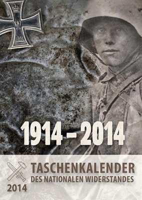 Taschenkalender des nationalen Widerstandes 2014