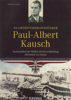 Kurowski, Franz: SS-Obersturmb. Paul-Albert Kausch