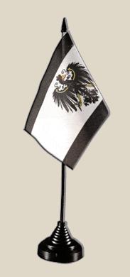 Tischfähnchen Königreich Preußen