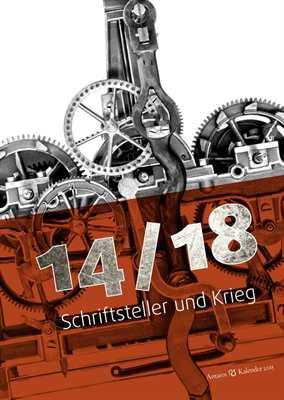 Kalender - 14/18. Schriftsteller und Krieg