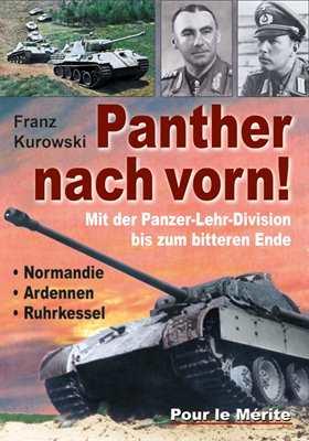 Kurowski, Franz: Panther nach vorn!