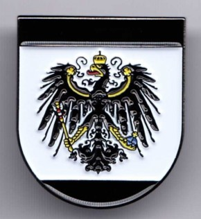 Anstecker Königreich Preußen Wappen