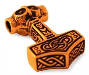 Anhänger Thors Hammer - Thorfinn, Bronze
