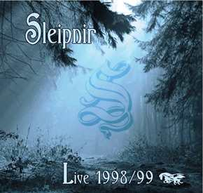 Sleipnir - Balladen Live 1998/99, CD