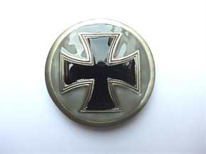 Gürtelschließe Eisernes Kreuz