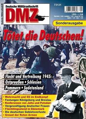 DMZ Sonderausgabe - Flucht und Vertreibung 1945
