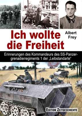 Frey, Albert: Ich wollte die Freiheit