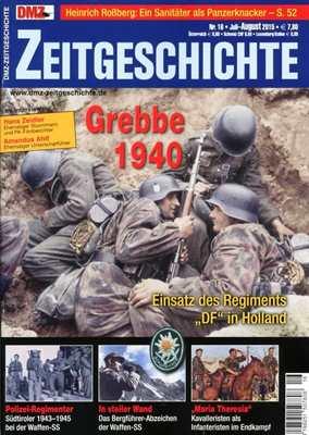 DMZ Zeitgeschichte Nr. 16