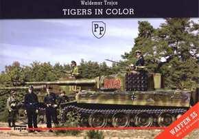 Trojca, Waldemar: Tigers in Color