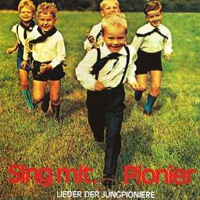 Sing mit Pionier, CD