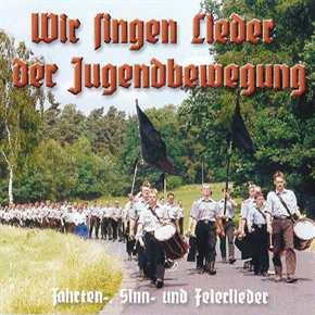 Wir singen Lieder der Jugendbewegung, CD
