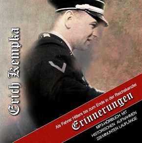 Erich Kempka - Erinnerungen, Hörbuch-CD