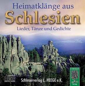 Heimatklänge aus Schlesien, CD