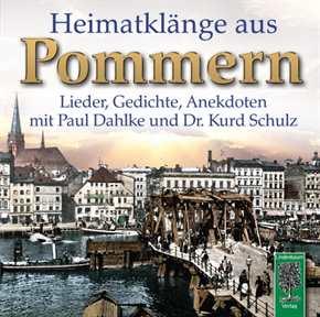 Heimatklänge aus Pommern, CD