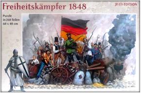 Puzzle - Motiv Die Freiheitskämpfer von 1848