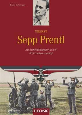 Kaltenegger: Oberst Sepp Prentl