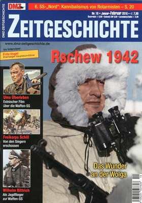 DMZ Zeitgeschichte Nr. 19