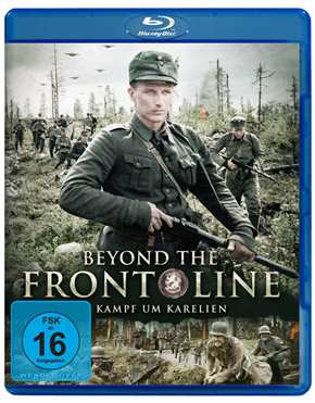 Beyond the Front Line, Blu-ray Disc