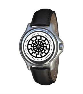 Armbanduhr Schwarze Sonne