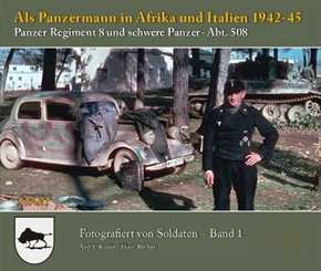 Urbanke /  Becker: Als Panzermann in Afrika...