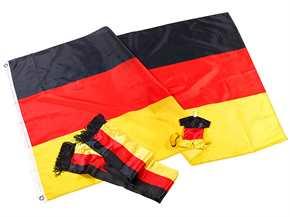 "Fan-Set ""Deutschland"""