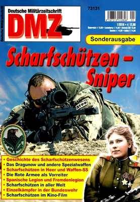 DMZ Sonderausgabe - Scharfschützen - Sniper